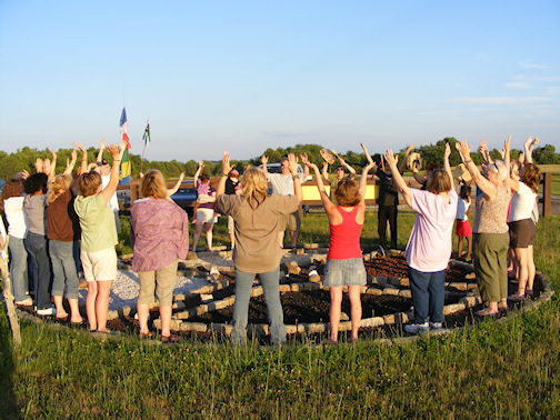 Summer Medicine Wheel celebration